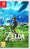 Afbeelding van The Legend of Zelda: Breath of the Wild - Switch