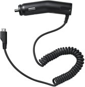 Samsung Micro USB Autolader 1A - Zwart