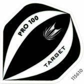 1 sets PRO 100 115610 Dart flights