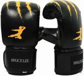 Bruce Lee Signature Bokshandschoenen - Spar handschoenen - Sparring Handschoenen - PU - XL