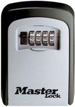 MasterLock 5401D sleutelkluis - Muurmodel - Voor 5 sleutels