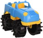 Free And Easy Speelgoedauto Monstertruck 12 Cm Blauw