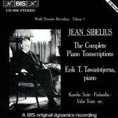 Sibelius - (22) Pn Tr. I