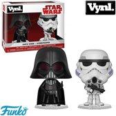 Funko / Vynl - Darth Vader & Stormtrooper (Star Wars) 2-pack