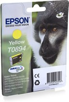 Epson T0894 - Inktcartridge / Geel