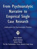 From Psychoanalytic Narrative to Empirical Single Case Research
