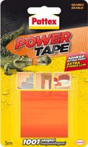 Pattex Power Tape - 5 meter - Oranje