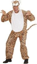 Leeuw & Tijger & Luipaard & Panter Kostuum | Tijger Compleet Kostuum Man | Medium | Carnaval kostuum | Verkleedkleding