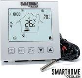Slimme wifi thermostaat met app- Bediening verwarmingspaneel voor vloerverwarming-Google assistant- Amazon alexa ondersteuning-Smarthome by Exilien