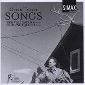 Songs By Geirr Tveitt (World Premiere)