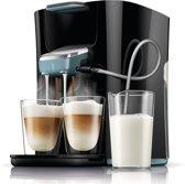Philips Senseo Latte Duo HD7855/60 - Koffiepadapparaat - Ochtendmist en zwart