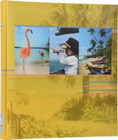 Henzo EARTH - Fotoalbum - 29 x 33 cm - Geel - 80 Pagina's