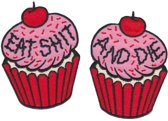 Cupcakes patch set - Sourpuss