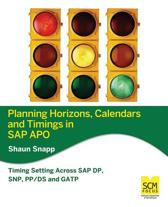 Planning Horizons, Calendars and Timings in SAP Apo