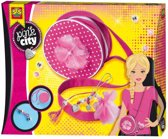 SES Pink City Tas versieren