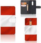 Bookstyle Case Nokia 5 Oostenrijk