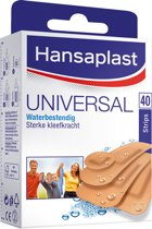Hansaplast Universal Pleisters - 40 strips