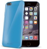 Celly - Gelskin Cover - iPhone 6 - blauw