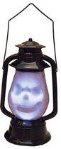 """""""""""""""Halloween lantaarn met licht en geluid - Feestdecoratievoorwerp - One size"""""""""""""""