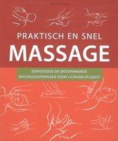 Praktisch en snel massage