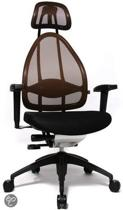 Topstar Open Art 10 Edition  - Bureaustoel - Bruin / zwart