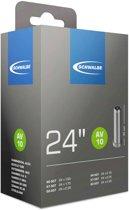 Schwalbe DV7A - Binnenband Fiets - Auto Ventiel - 40 mm - 24 x 150 - 250