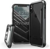 X-Doria Defense Shield cover - zwart - voor iPhone X
