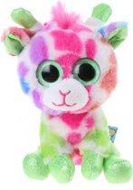 Gosh! Designs Pluchen Knuffel Giraffe 15 Cm Junior