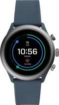 Fossil Sport Gen 4S FTW4021 - Smartwatch - Donker blauw