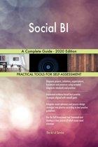 Social BI A Complete Guide - 2020 Edition