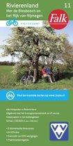 Falkplan fietskaart 11 - Rivierenland