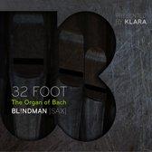 Bl!Ndman - 32 Foot The Organ Of Bach