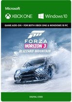 Forza Horizon 3 - Blizzard Mountain - Add-on - Xbox One / Windows 10