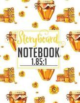 Storyboard Notebook 1.85