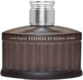 MULTI BUNDEL 2 stuks Laura Biagiotti Essenza Di Roma Uomo Eau De Toilette Spray 40ml