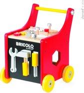 Janod Redmaster bricolo - trolley