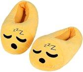 Emoticon sloffen slaap voor kinderen 25-27