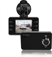 Dymond Dashcam - HD 720P - Bewegingsdetectie - Auto Loop Recording