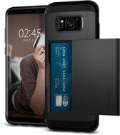 Spigen Galaxy S8+ Slm Arm CS Crd Slid Bl