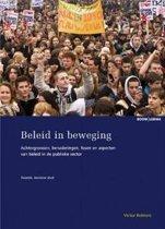 Studieboeken bestuur en beleid - Beleid in beweging