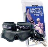 Manbound - Master's Restraint Kit - Bondageset