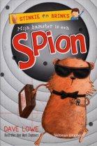 Stinkie en Brinks - Mijn hamster is een spion