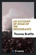 An Account of Some of the Descendants