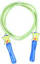 Jonotoys Springtouw Rope Skipping 210 Cm Blauw