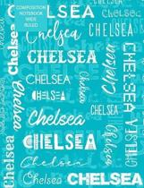 Chelsea Composition Notebook Wide Ruled