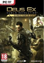 Deus Ex: Human Revolution - Director's Cut /PC - Windows
