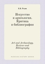Art and Archaeology. Reviews and Bibliography