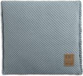 Knit Factory Lynn Kussen - Stone Green 50 x 50 cm