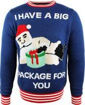 JAP Foute kersttrui - Big package - Dames en heren - Maat M