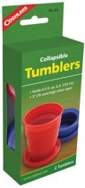 Coghlan's Collapsible Tumblers - 150 ml